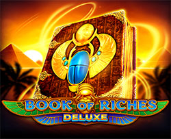 Book Of Riches Deluxe Slot