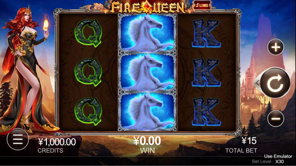 Fire Queen Slot