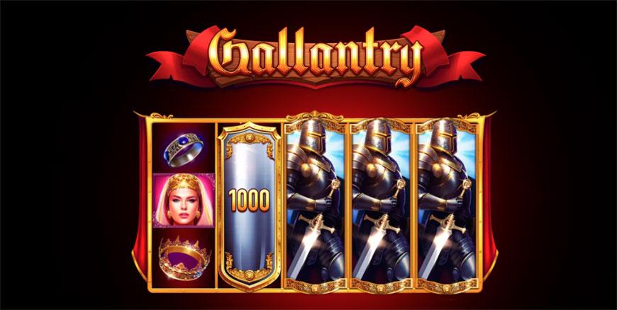 Gallantry Slot Ruby Play