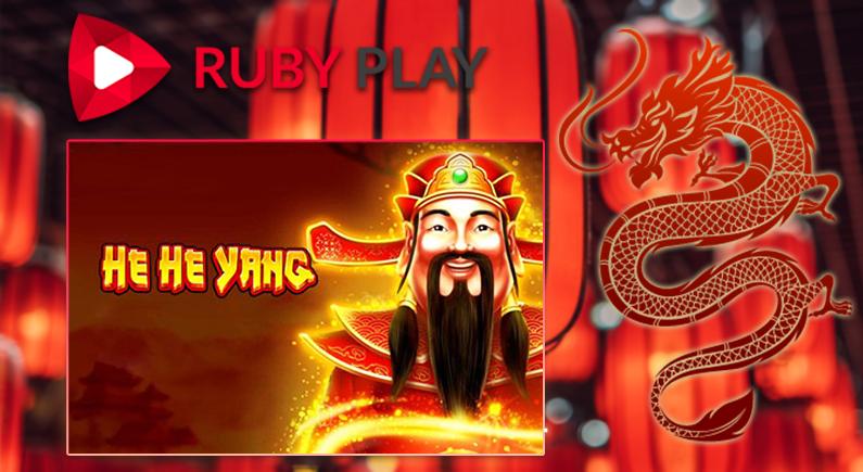He He Yang Slot Ruby Play