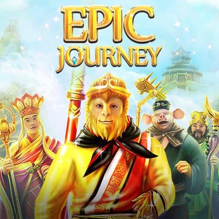 epicjourney สล็อตออนไลน์ พระถังซัมจั๋ง หงอคง