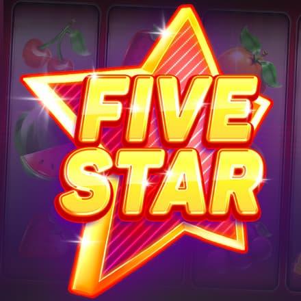 fivestar สล็อตออนไลน์ ห้าดาว
