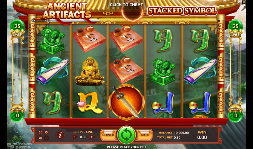 Ancient Artifact Slot