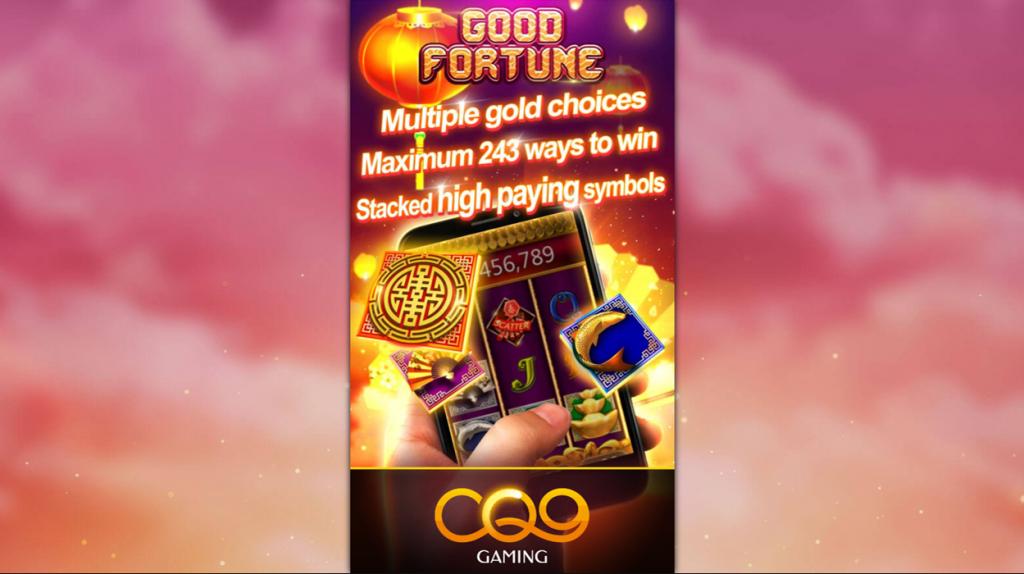 Good Fortune M Slot