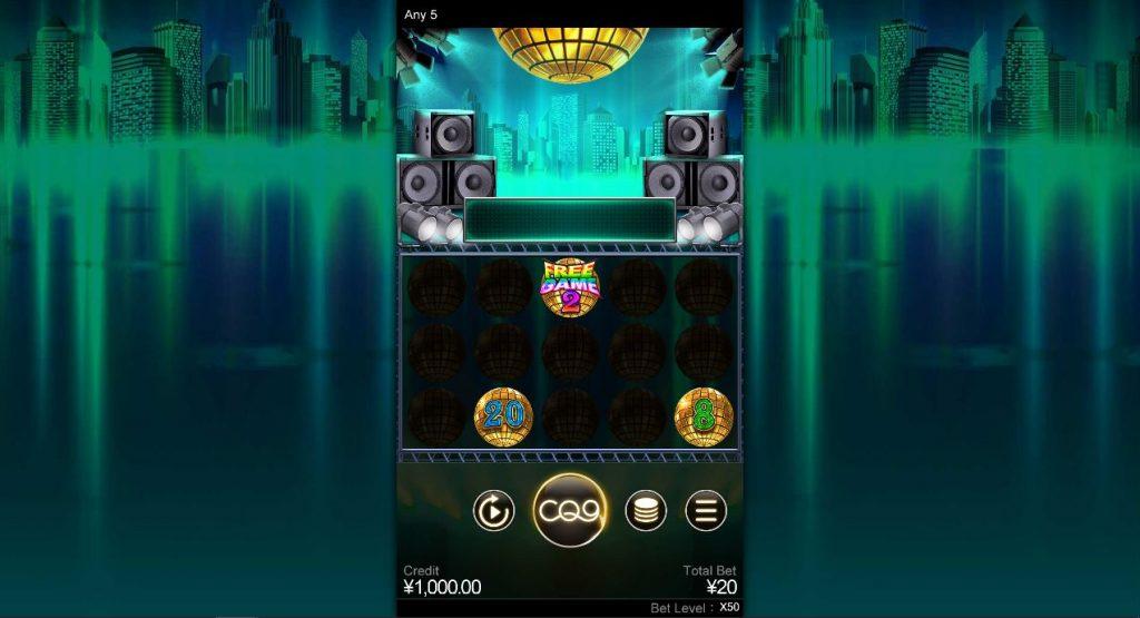 Rave Jump 2 Slot