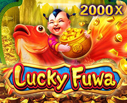 Lucky Fuwa สล็อตออนไลน์