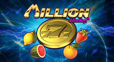 million777 สล็อตผลไม้ หนึ่งล้านเวย์