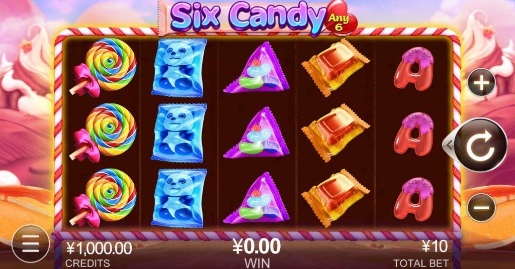 Six Candy Slot
