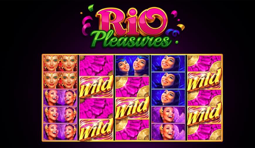 Rio Pleasures slot Ruby Play