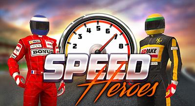 speed heroes สล็อตรถแข่ง