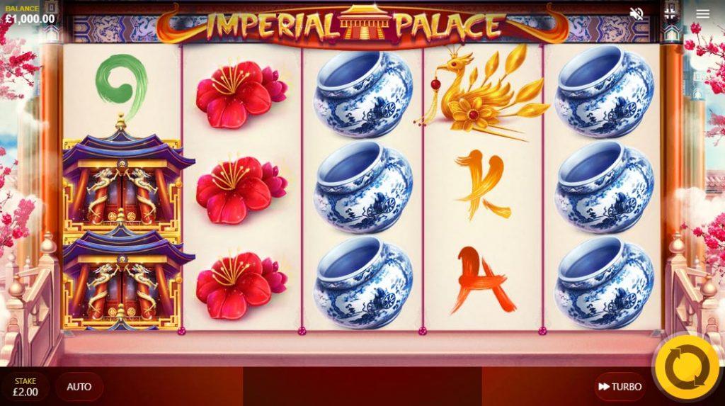 Imperial Palace สล็อตออนไลน์ พระราชวังอิมพีเรียล