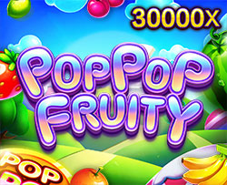 Pop Pop Fruity