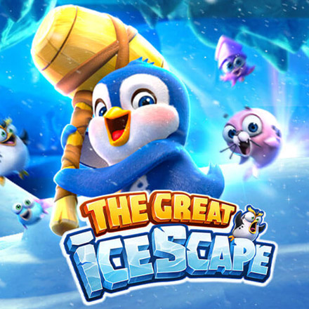 The Great Icescape banner