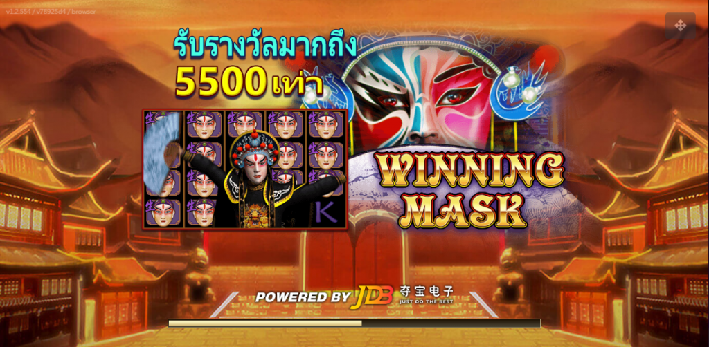 Winning Mask Slot