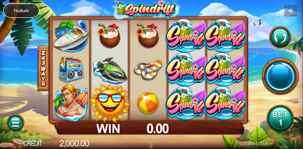 Spindrift Slot