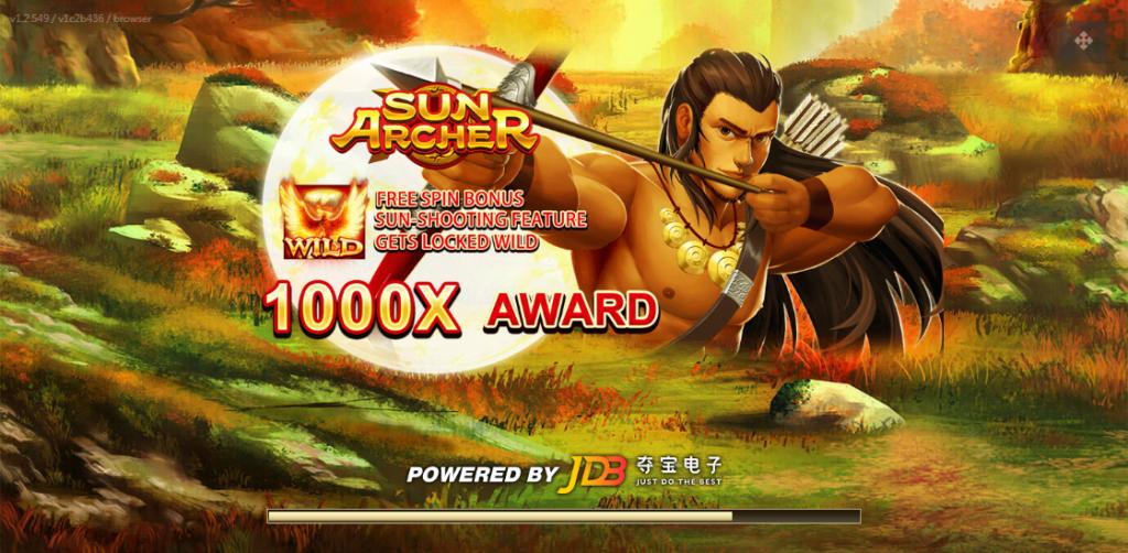 Sun Archer Slot