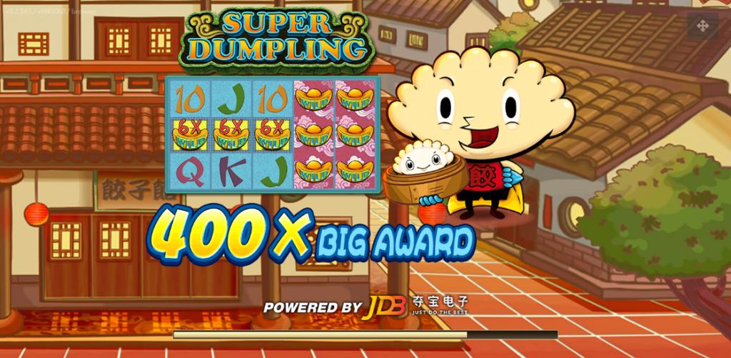 Super Dumpling Slot
