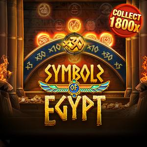 สล็อตออนไลน์ Symbols of Egypt PG SLOT